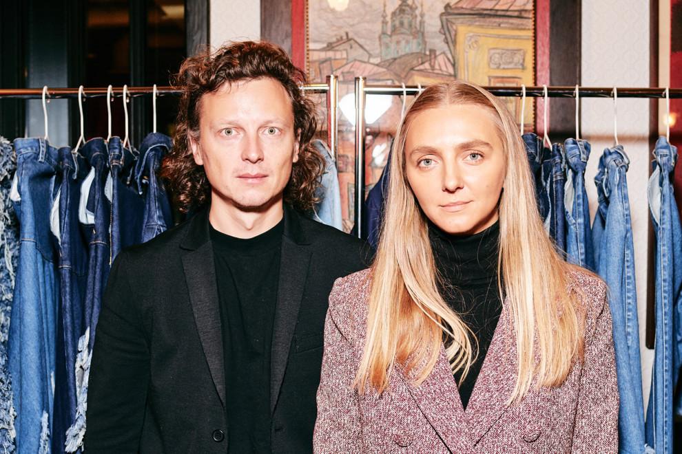 Ksenia y Anton Schnaider